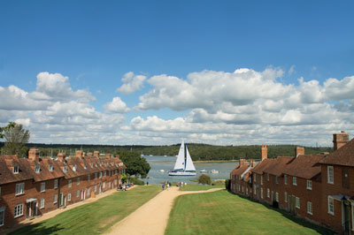 PLACES TO VISIT: Buckler's Hard