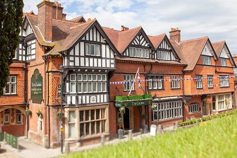 Crown Manor House Hotel, Lyndhurst