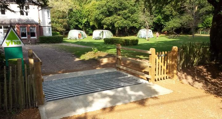 New Forest Youth Hostel, Burley