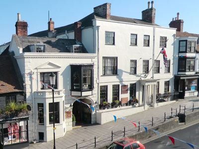 Stanwell House Hotel, Lymington