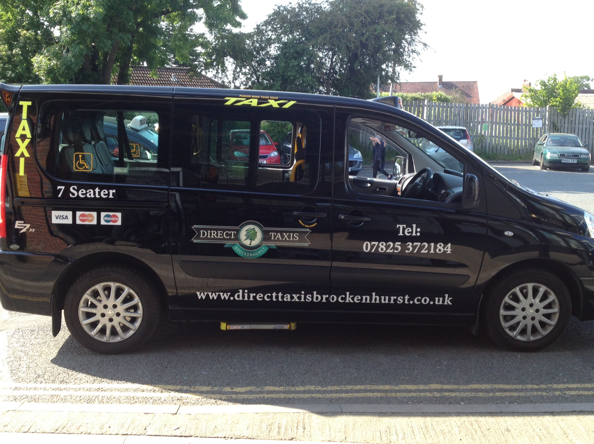Direct Taxis 'get Smart' For Summer!