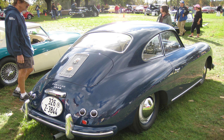 Simply Porsche @ Beaulieu