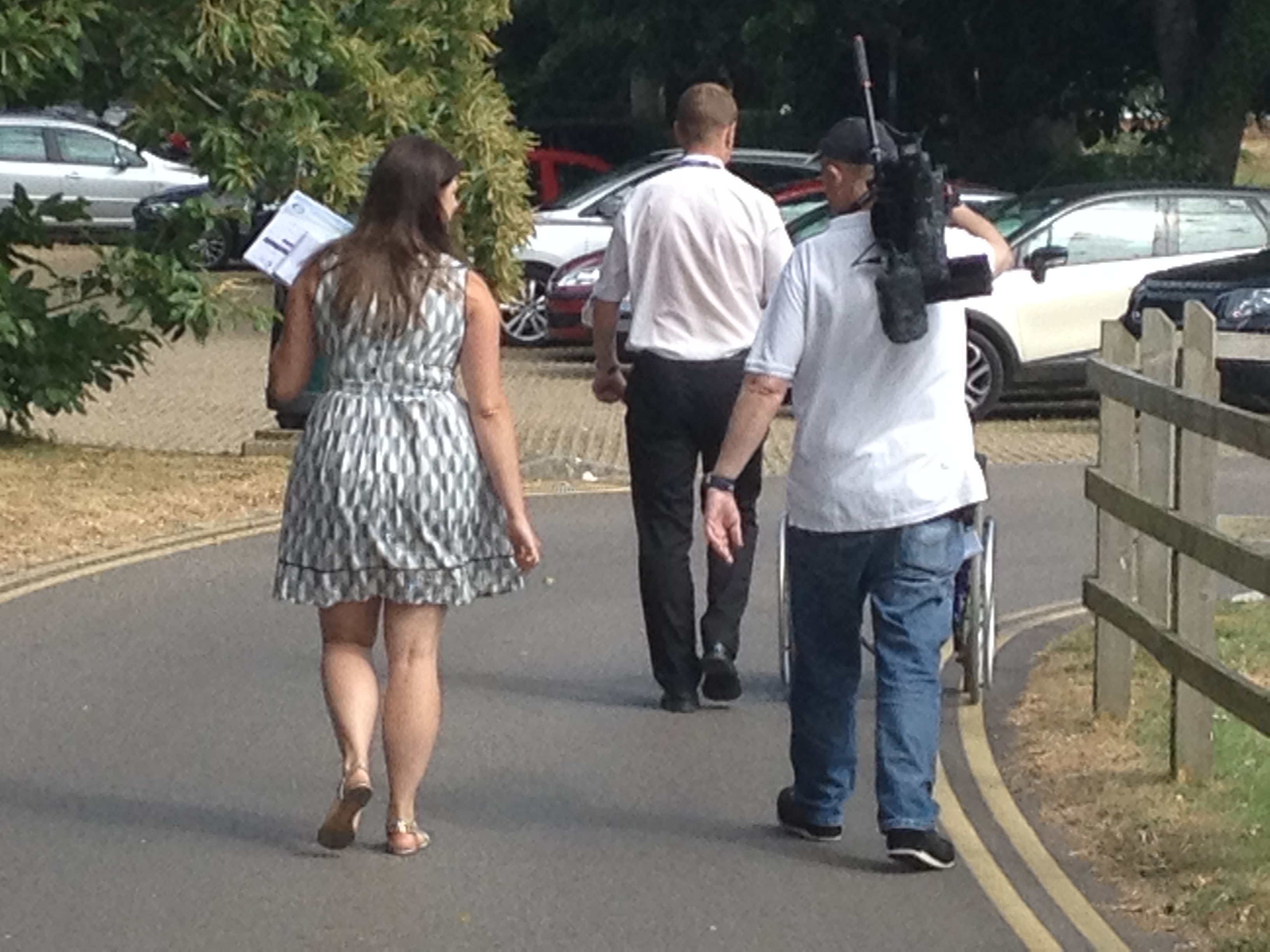 Direct Taxis Promotional Video Filming – Day 2!