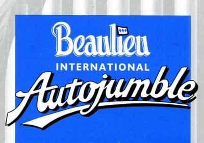Beaulieu International Autojumble