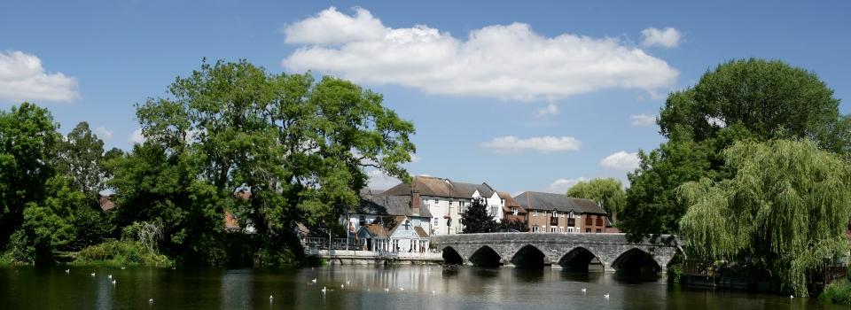 A GUIDE TO FORDINGBRIDGE