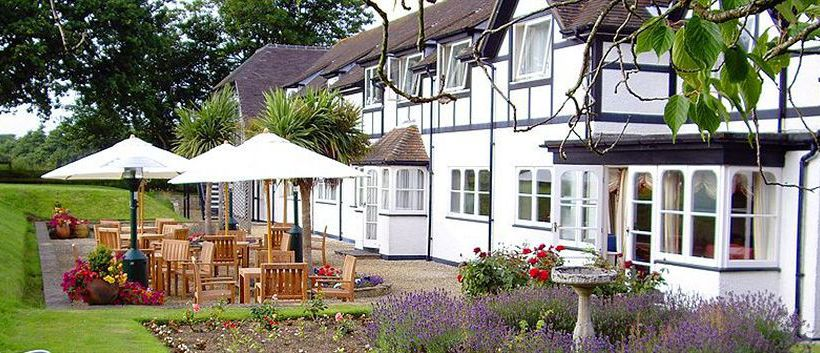 South Lawns Hotel, Milford On Sea